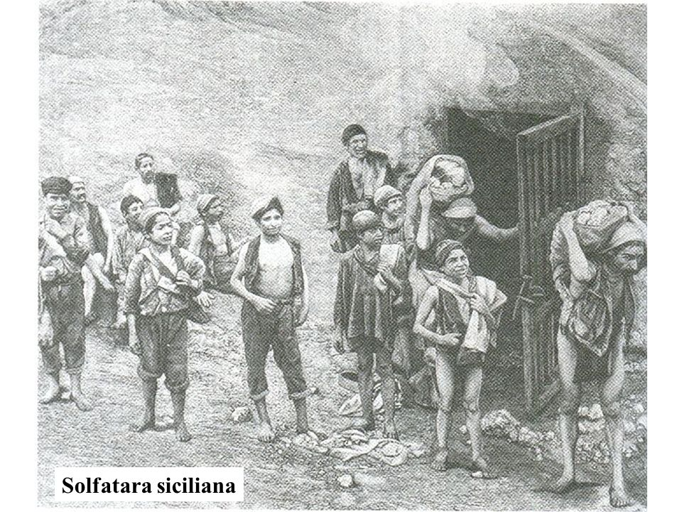 Solfatara siciliana