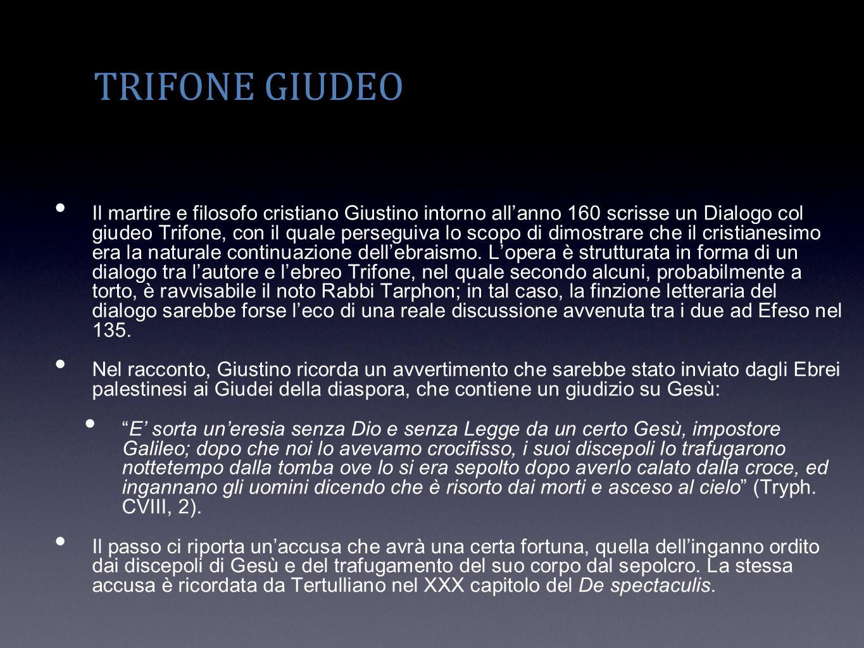 TRIFONE GIUDEO