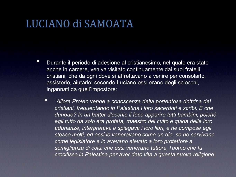 LUCIANO di SAMOATA