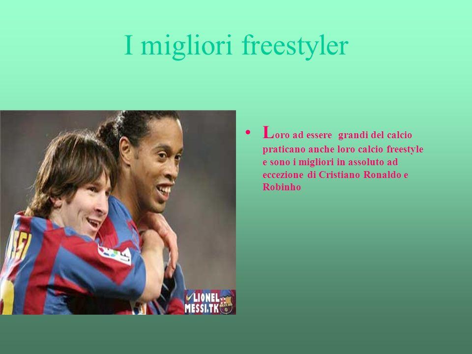 I migliori freestyler