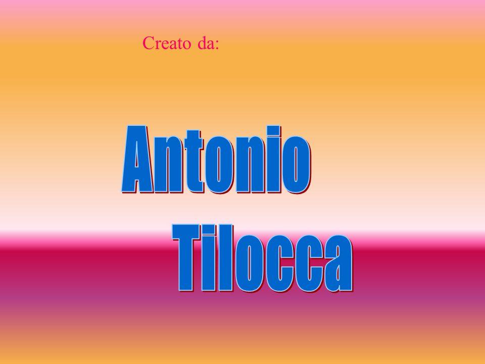Creato da: Antonio Tilocca