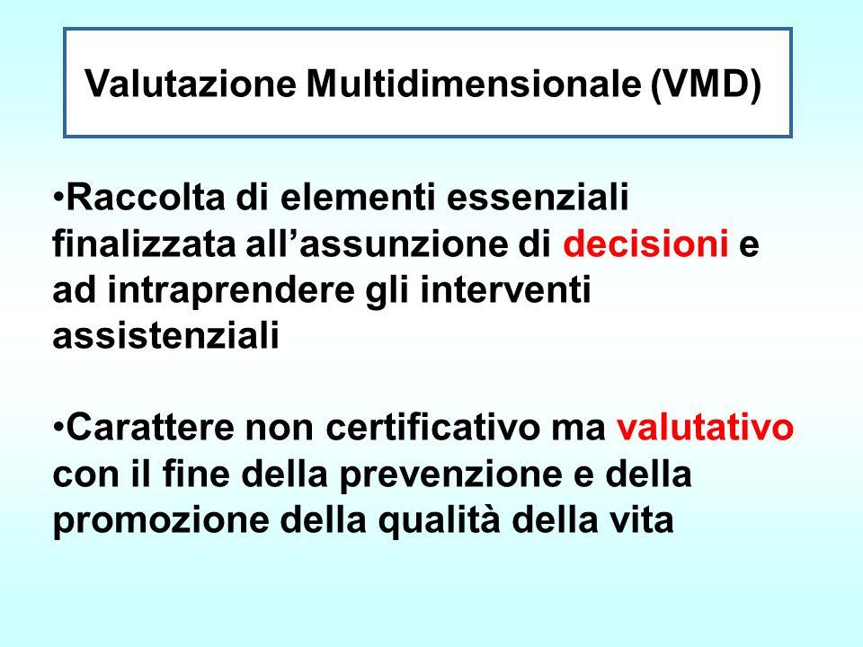 Valutazione Multidimensionale (VMD)