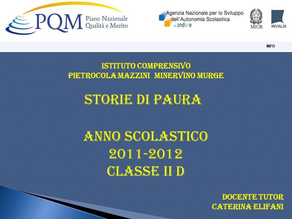 Pietrocola Mazzini Minervino Murge