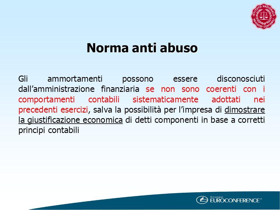 Norma anti abuso