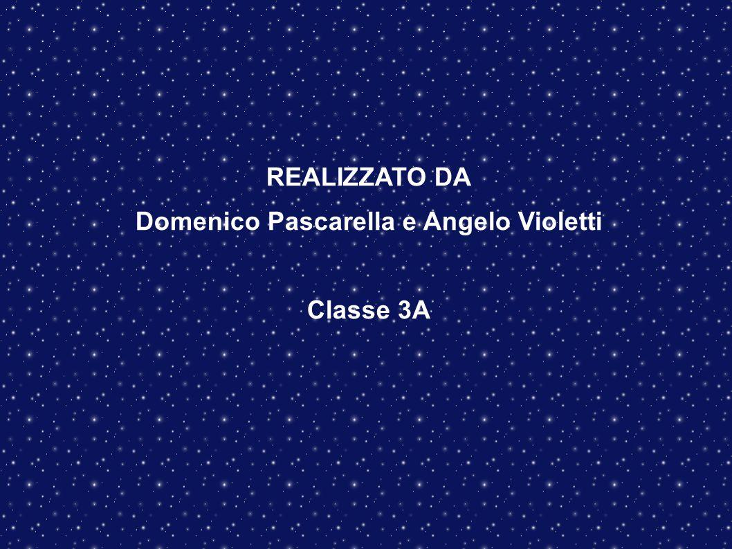 Domenico Pascarella e Angelo Violetti