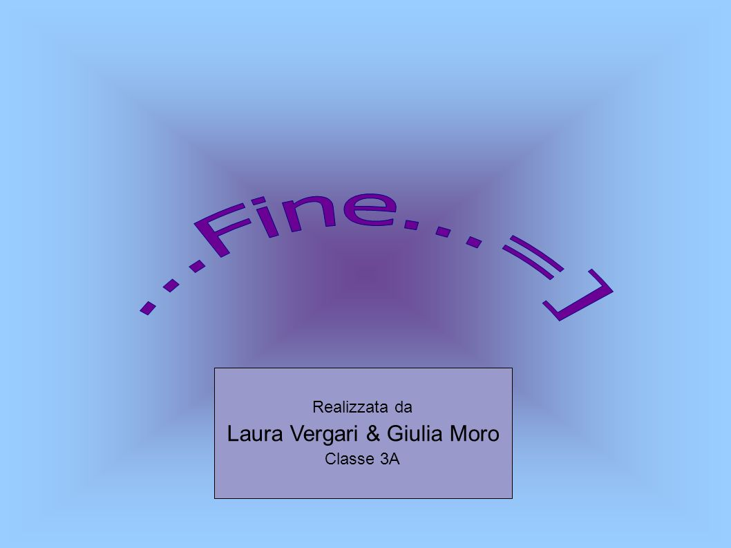 Laura Vergari & Giulia Moro
