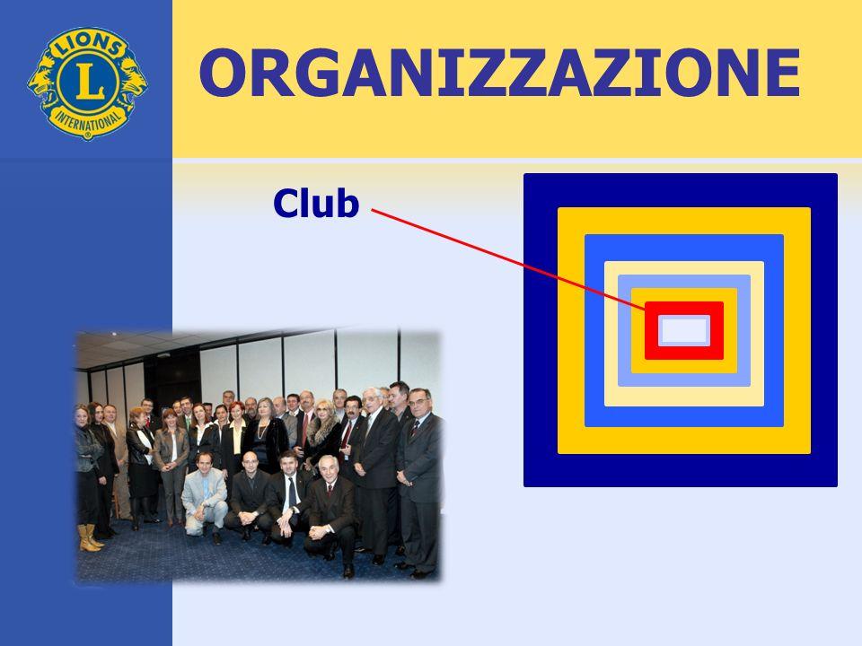 ORGANIZZAZIONE Club.