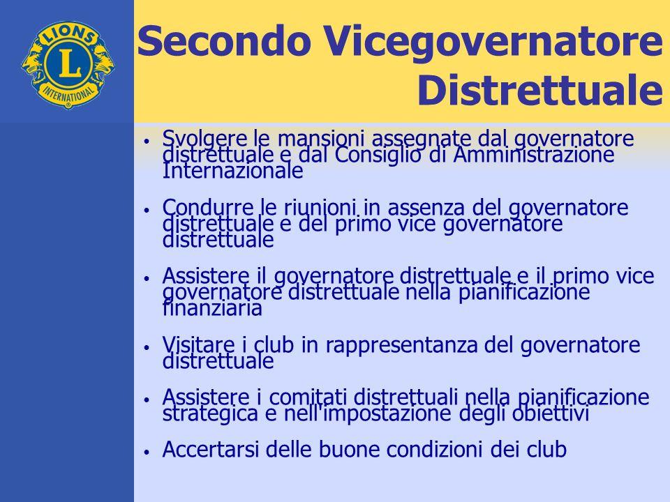 Secondo Vicegovernatore Distrettuale