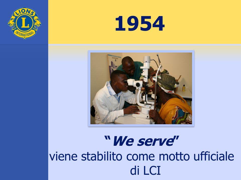 viene stabilito come motto ufficiale di LCI