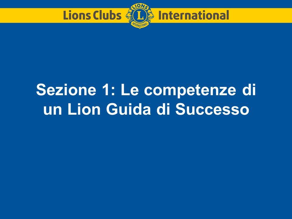 Sezione 1: Le competenze di un Lion Guida di Successo