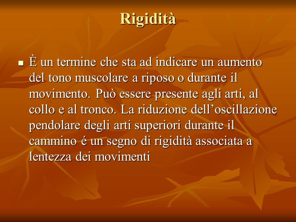 Rigidità