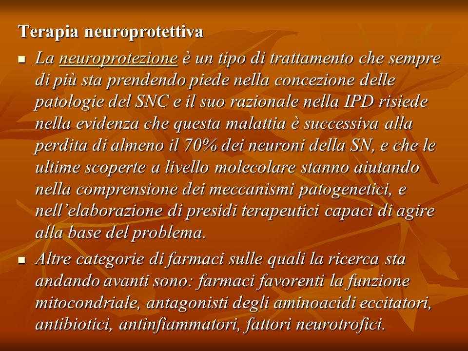 Terapia neuroprotettiva