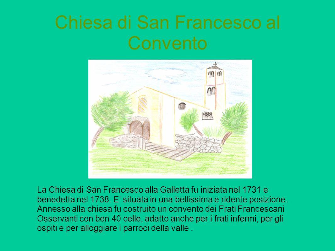 Chiesa di San Francesco al Convento