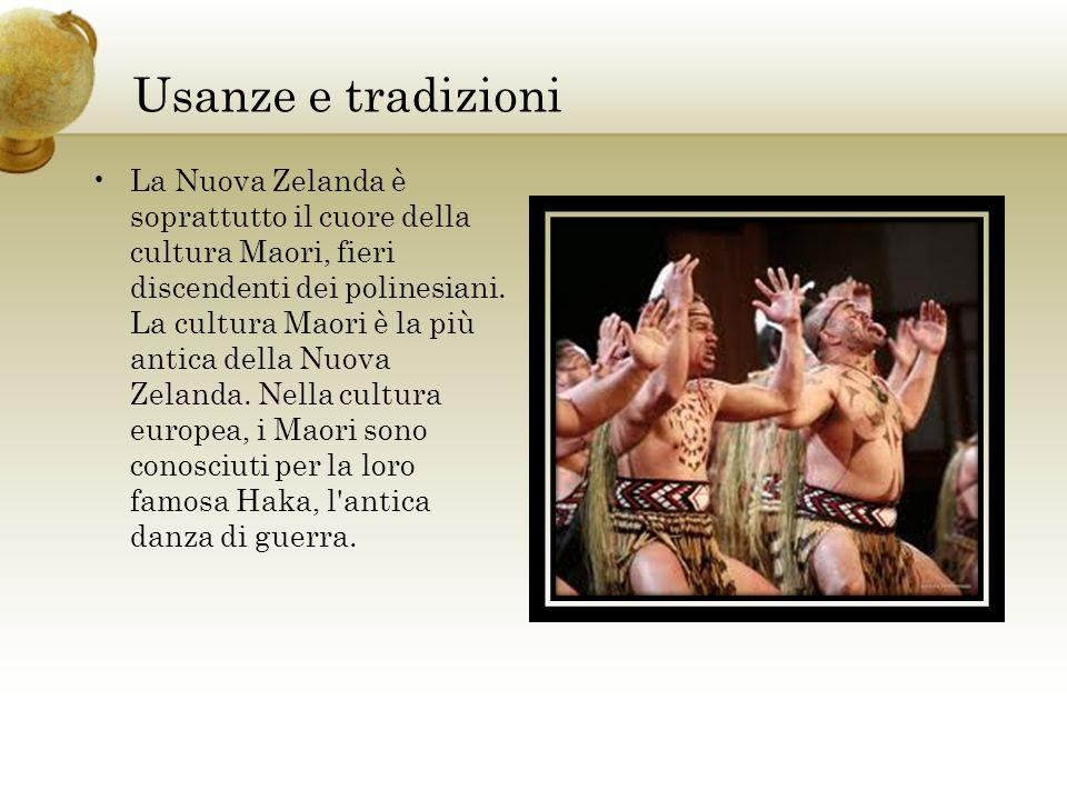 Usanze e tradizioni
