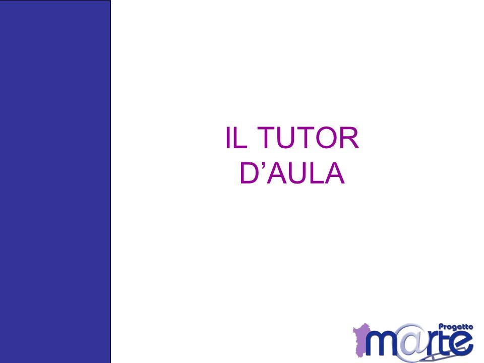 IL TUTOR D'AULA