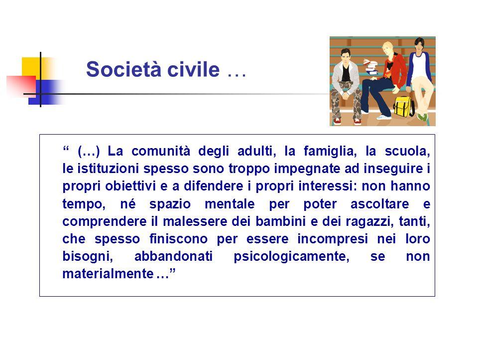 Società civile …