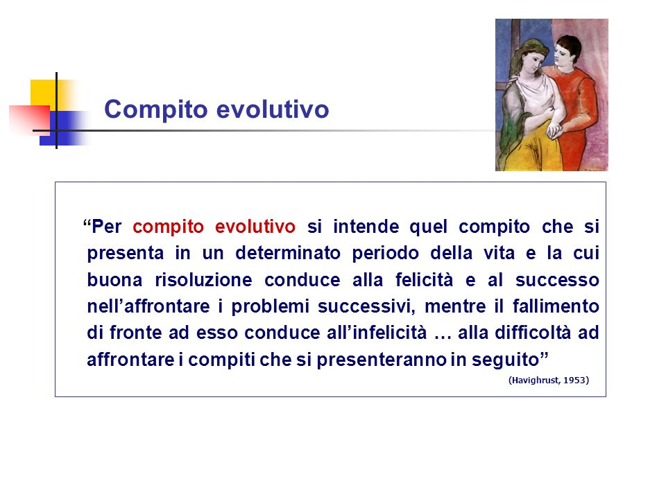 Compito evolutivo