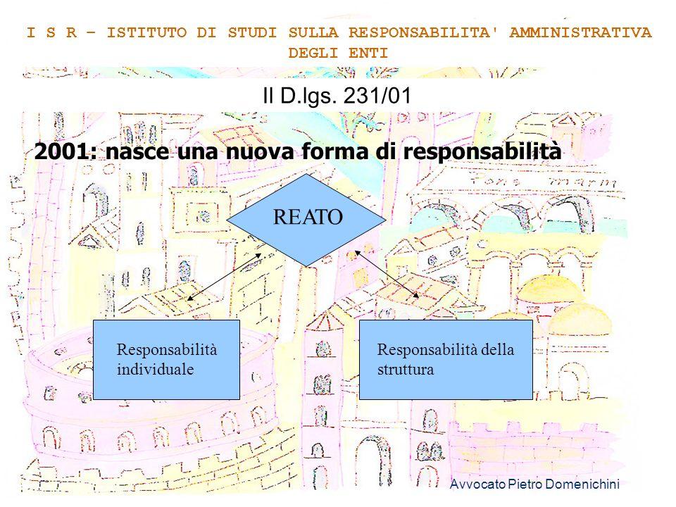 Avvocato Pietro Domenichini