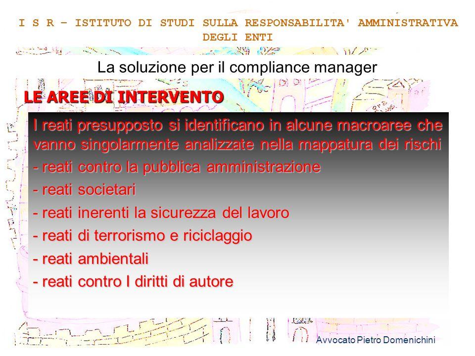 La soluzione per il compliance manager