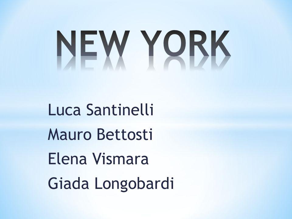 Luca Santinelli Mauro Bettosti Elena Vismara Giada Longobardi