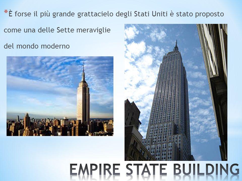 È forse il più grande grattacielo degli Stati Uniti è stato proposto