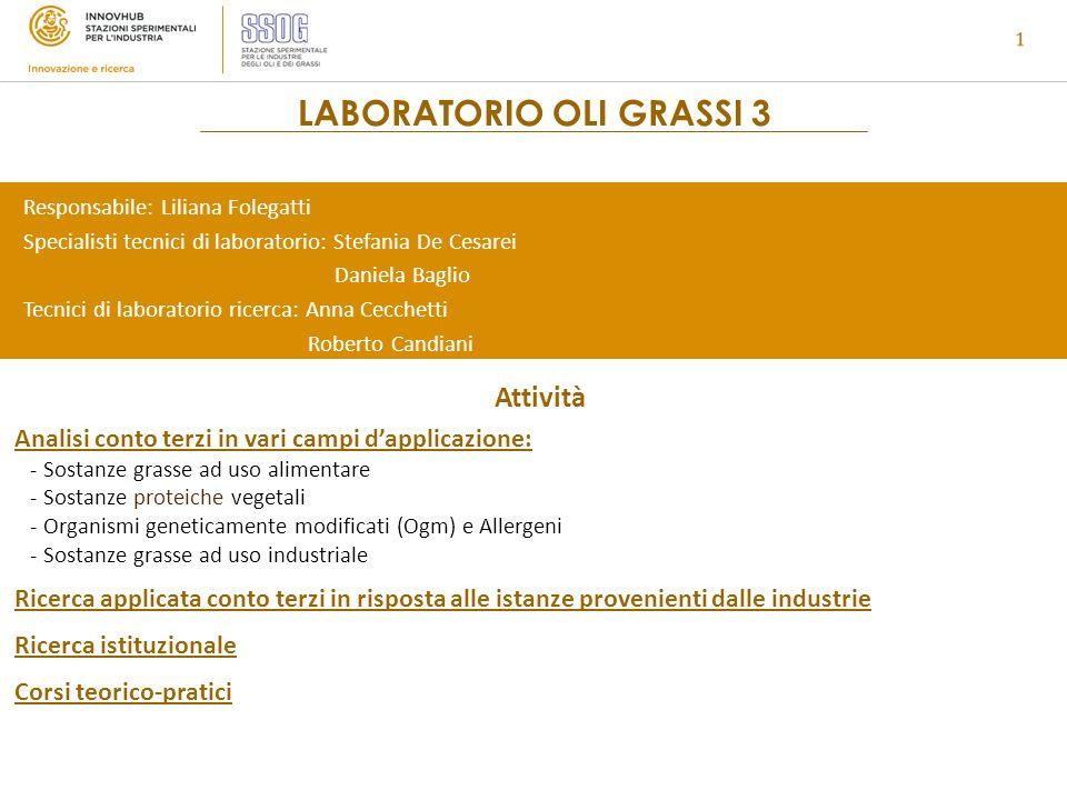 LABORATORIO OLI GRASSI 3