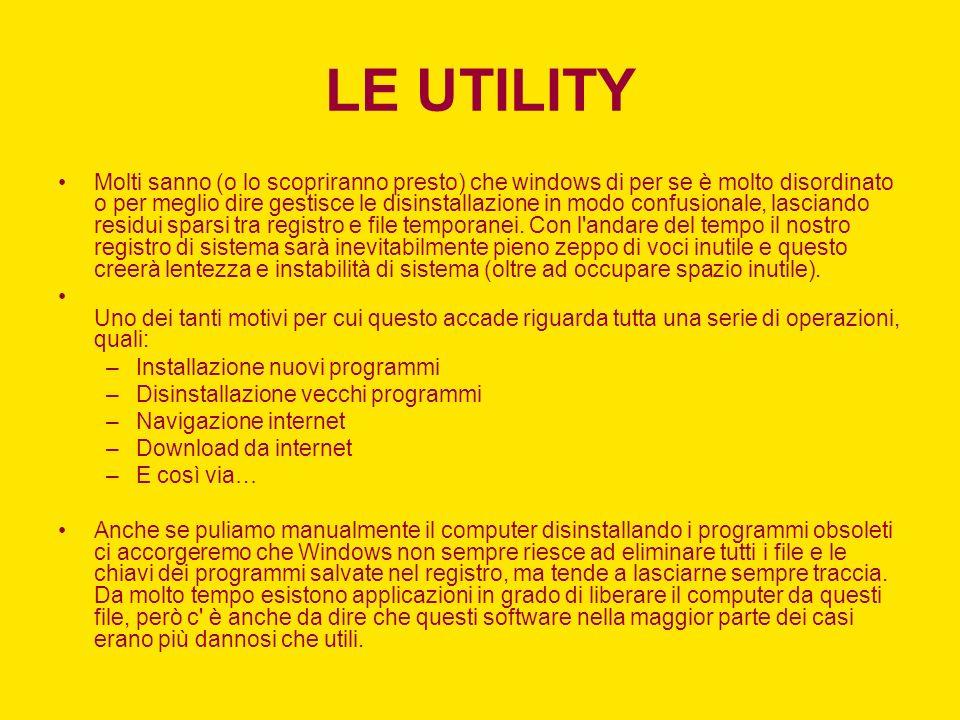 LE UTILITY