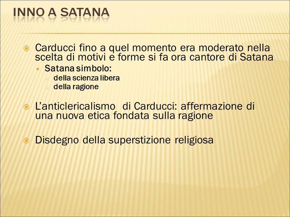 Disdegno della superstizione religiosa