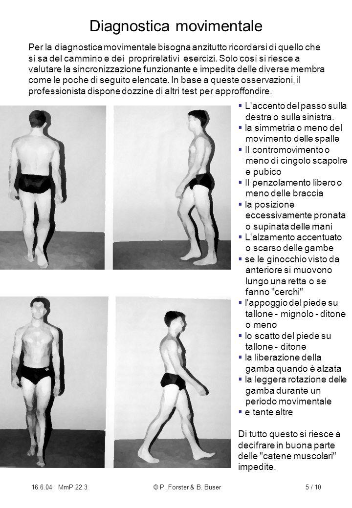 Diagnostica movimentale