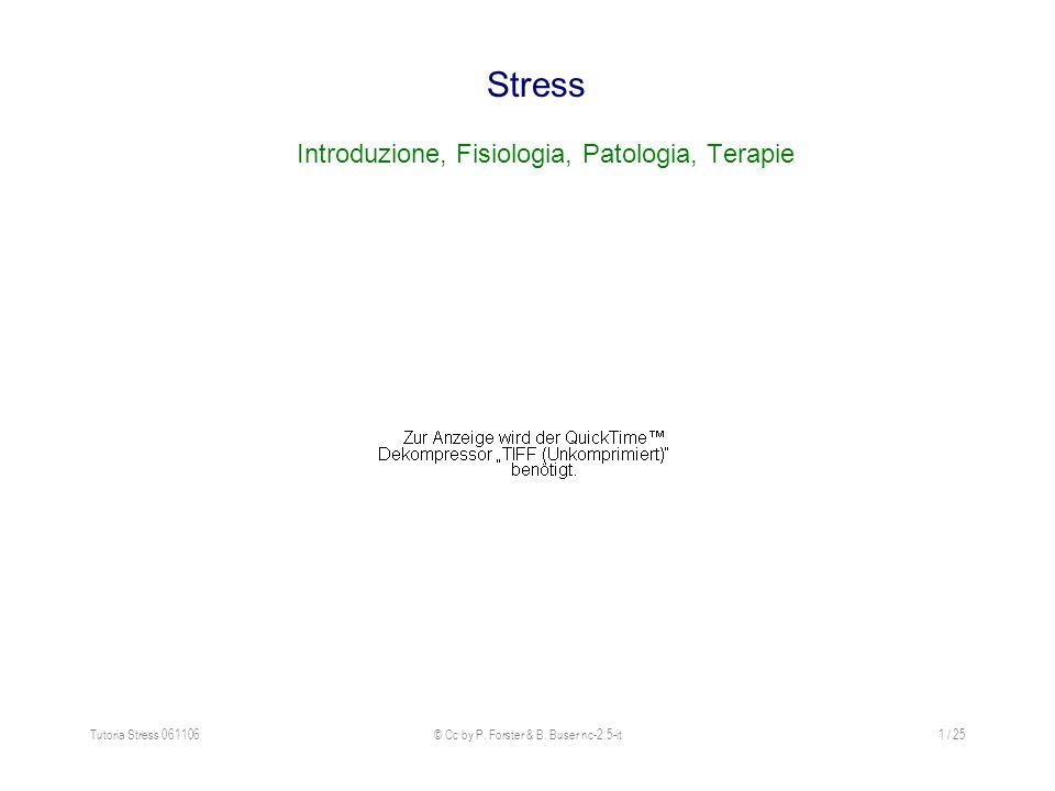 Introduzione, Fisiologia, Patologia, Terapie