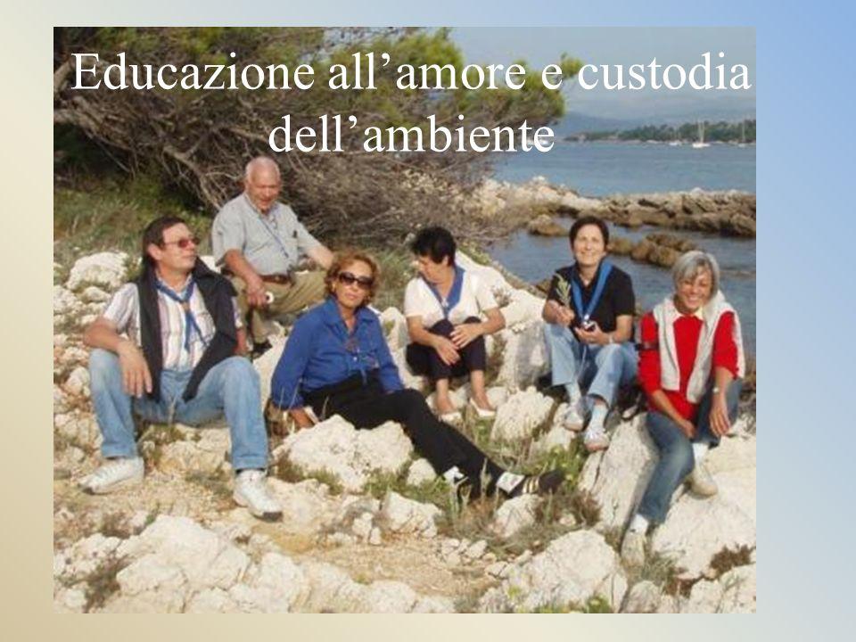 Educazione all'amore e custodia dell'ambiente