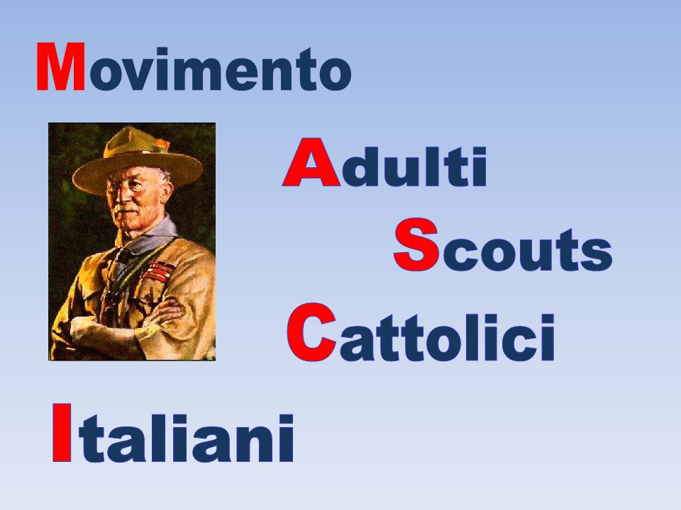 Movimento Adulti Scouts Cattolici Italiani