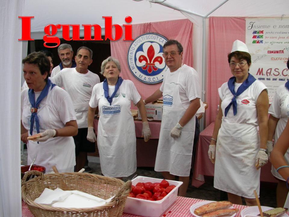 I gunbi