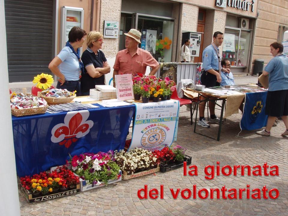 la giornata del volontariato