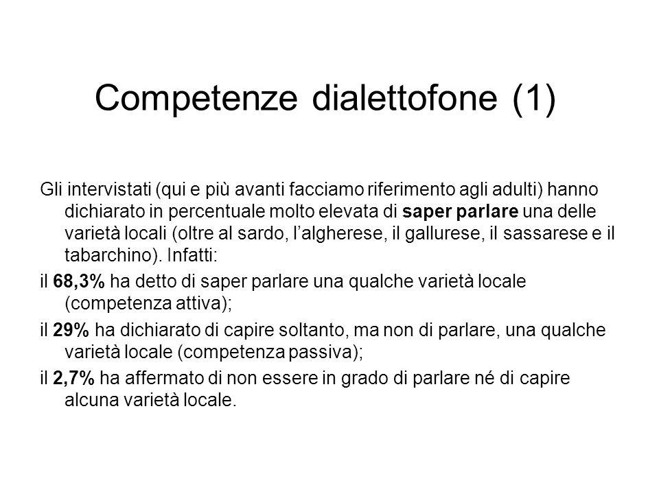 Competenze dialettofone (1)