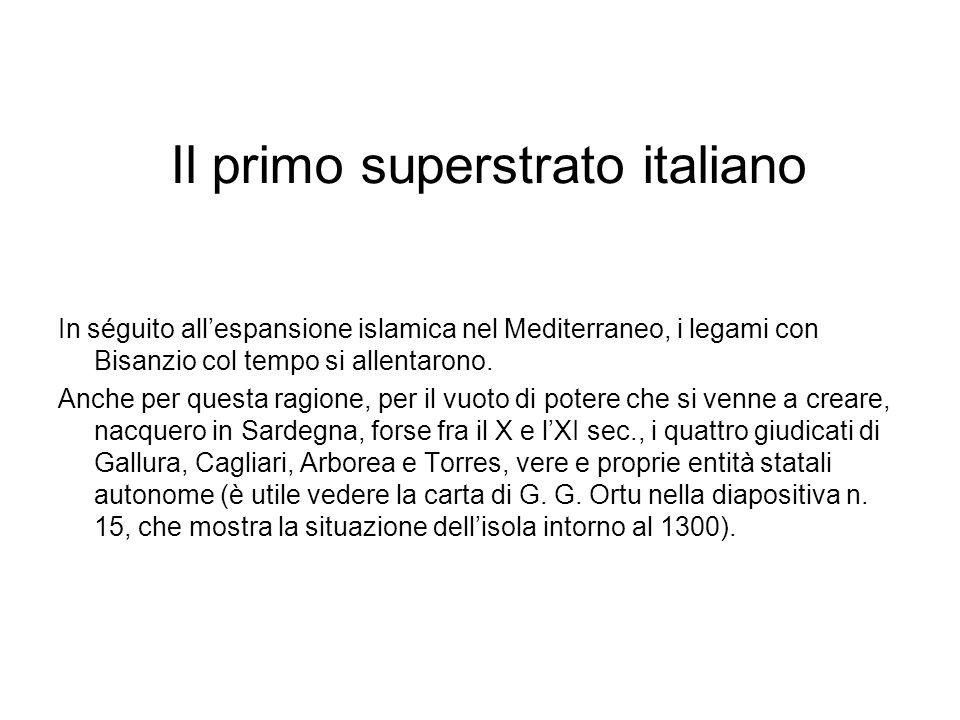 Il primo superstrato italiano