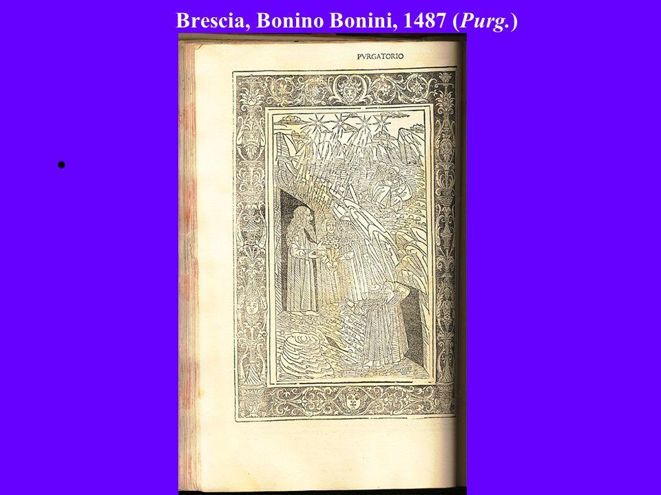 Brescia, Bonino Bonini, 1487 (Purg.)