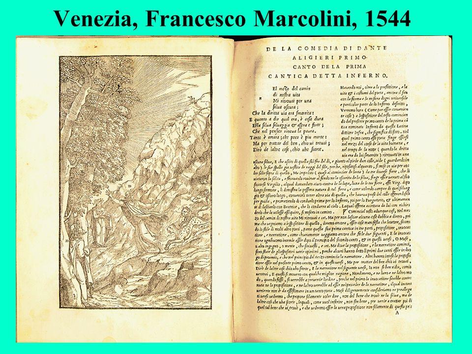 Venezia, Francesco Marcolini, 1544