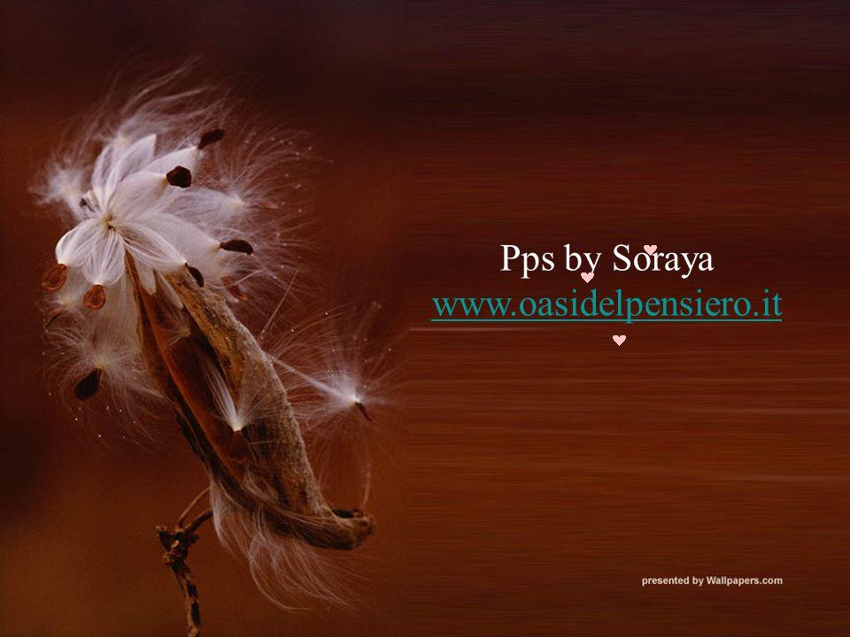 Pps by Soraya www.oasidelpensiero.it