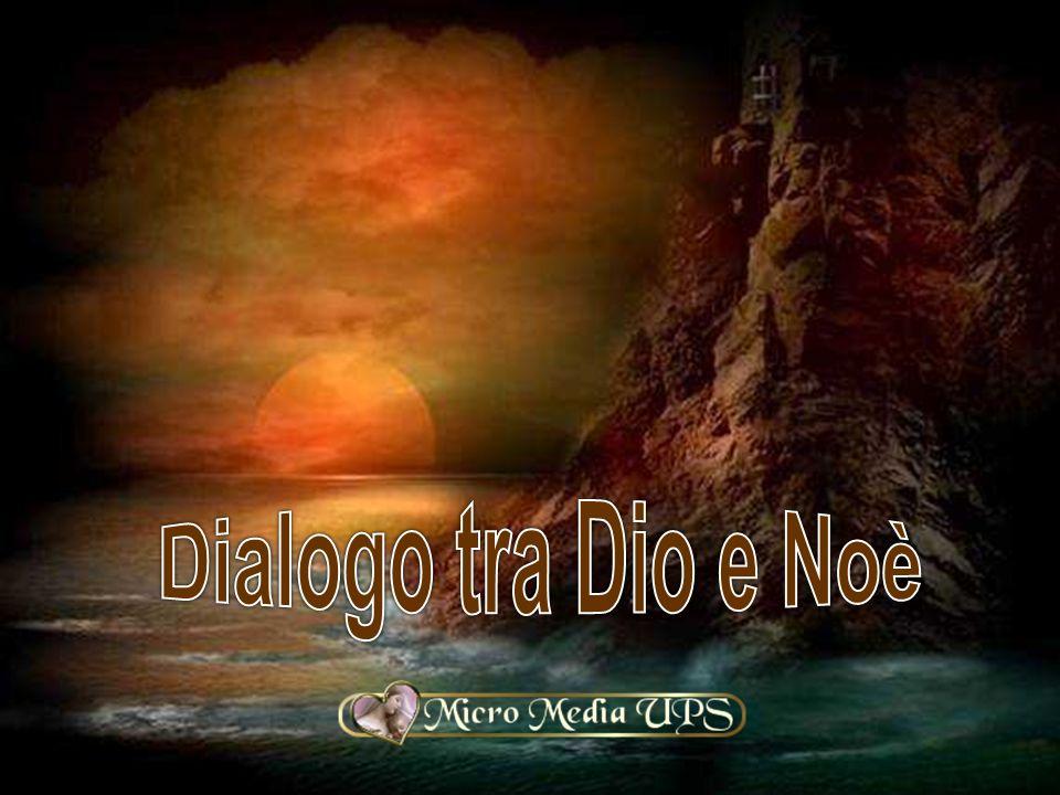 Dialogo tra Dio e Noè