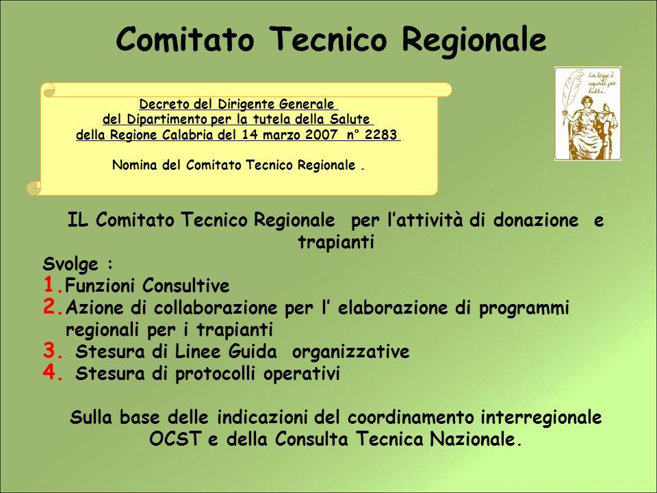 Comitato Tecnico Regionale