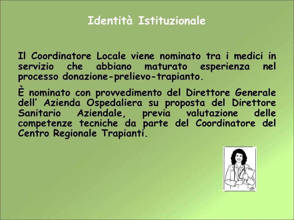 Identità Istituzionale