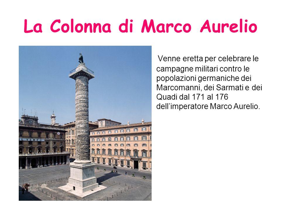La Colonna di Marco Aurelio