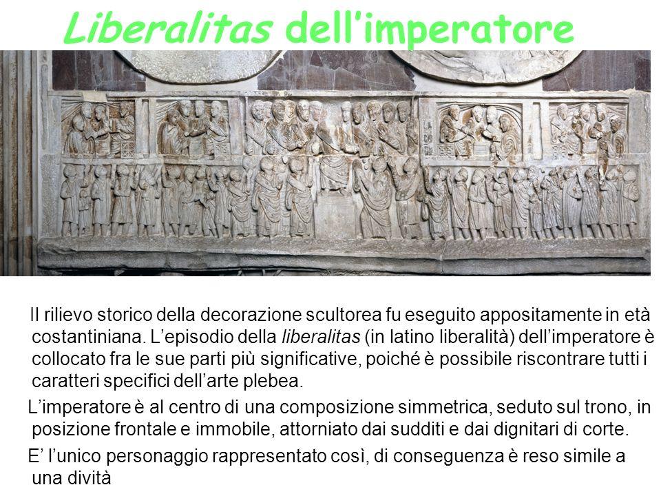 Liberalitas dell'imperatore