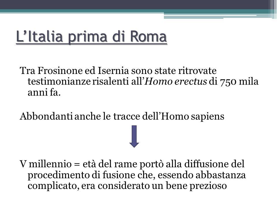L'Italia prima di Roma
