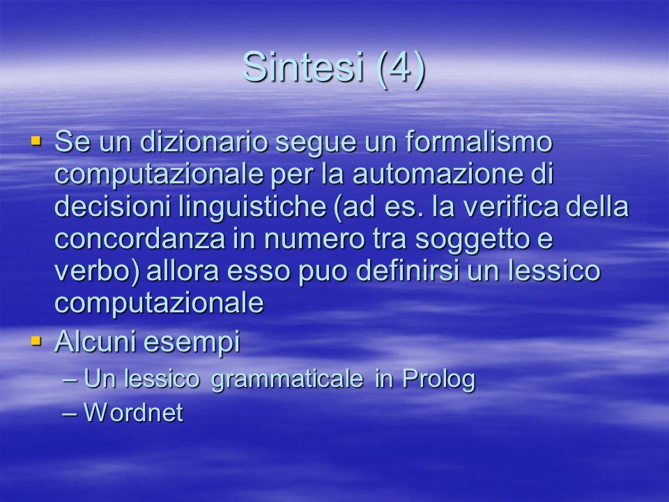 Sintesi (4)