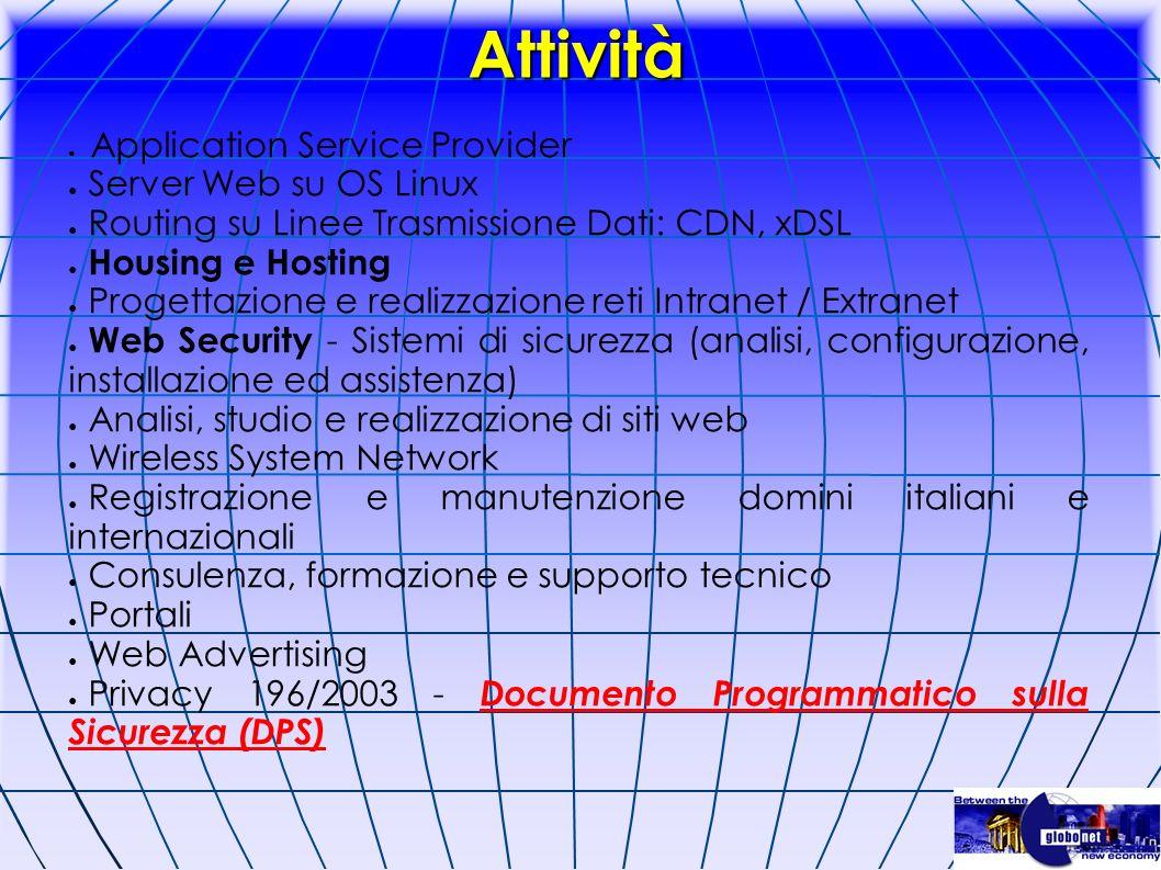 Attività Server Web su OS Linux