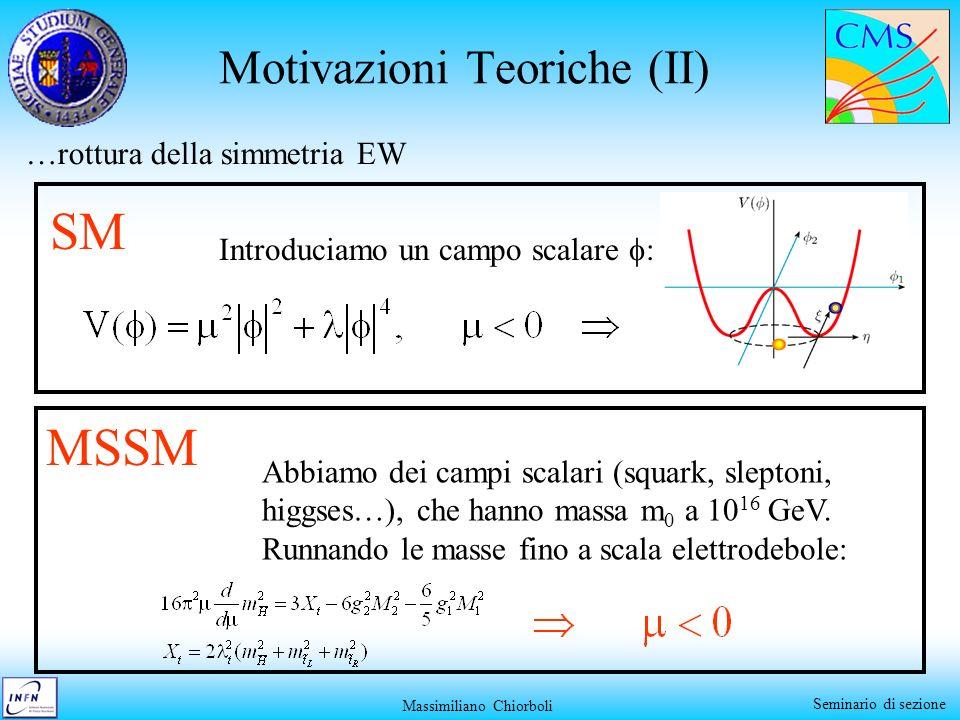 Motivazioni Teoriche (II)