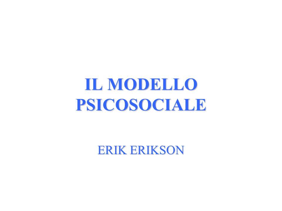 IL MODELLO PSICOSOCIALE