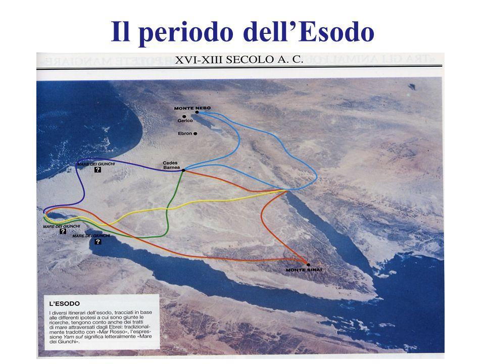 Il periodo dell'Esodo